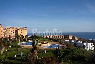 Apartamento para 8-9 personas a 1800 m de la playa Málaga