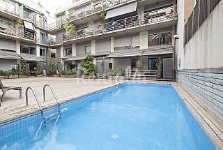 Barcelona Apartment for groups with Pool Barcelona