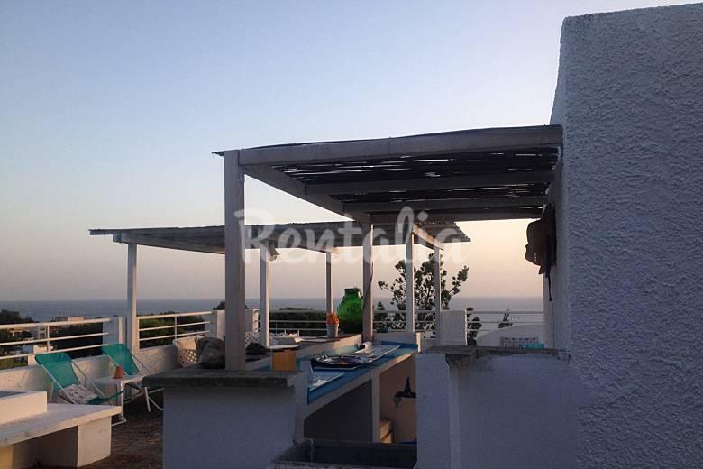 Villa Terrace Lecce Nardò Apartment