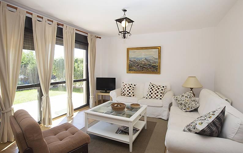 Casa En Alquiler Con Jardín Privado Novillas Zaragoza