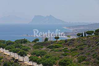 Apartamento cerca de todo! Vista espectacular! Málaga