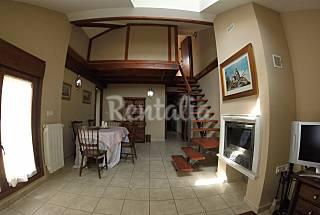 Ático-Duplex alquiler en Riaza (Segovia)