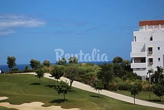 Penthouse in the heart of a golf Málaga