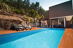 Fantastic house with private pool4-6pp (Guimaraes) Braga