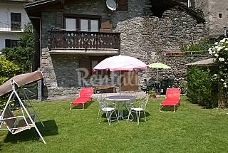 House with 2 bedrooms in Montjovet Aosta