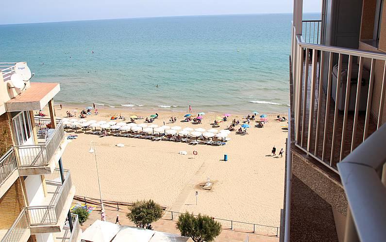 Magnifico piso en la primera línea Alicante - Terraza