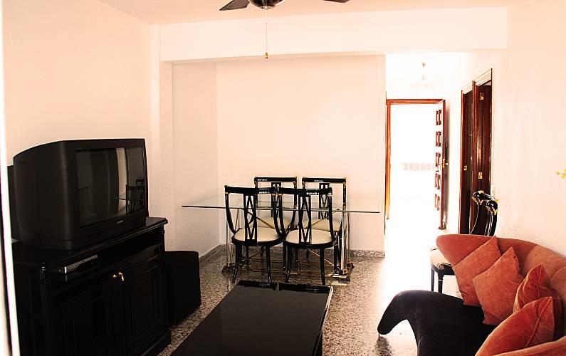Magnifico Salón Alicante Guardamar del Segura Apartamento - Salón
