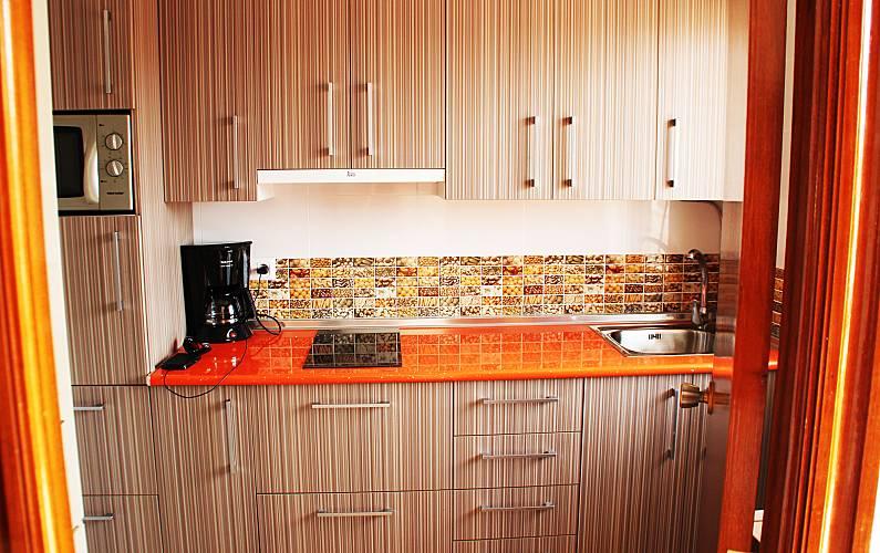 Magnifico Cocina Alicante Guardamar del Segura Apartamento - Cocina