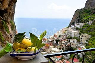 Casa de 3 habitaciones a 2 km de la playa Salerno