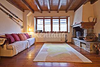 Salardu terraced house 3 rooms Lerida