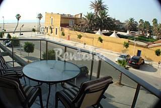 Apartamento Lujo en la playa 2-4 personas  Valencia