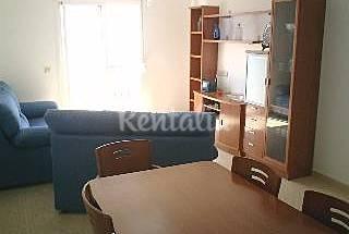 Apartamento en alquiler a 500 m de la playa Almería