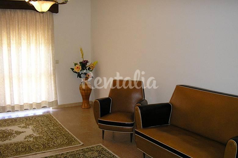 Apartment Living-room Leiria Nazaré Apartment