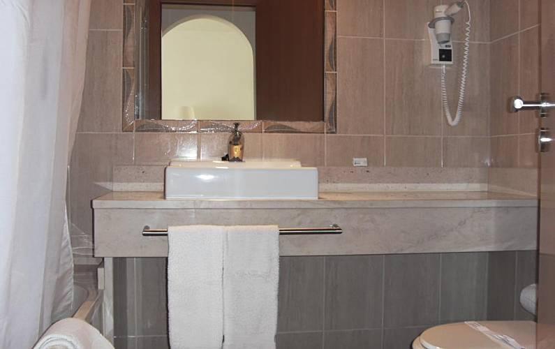 Apartments Bathroom Algarve-Faro Albufeira Apartment - Bathroom