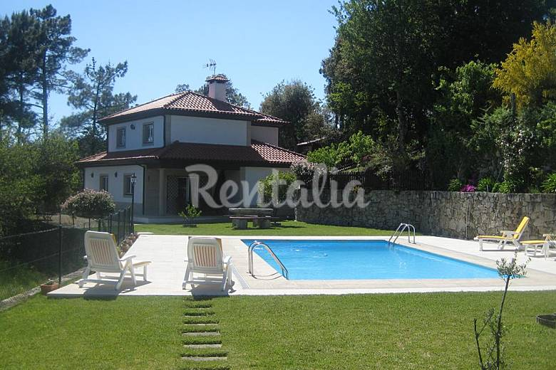 Villa with 3 bedrooms with swimming pool Aveiro