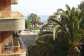 Apartment for rent only 70 meters from the beach Murcia