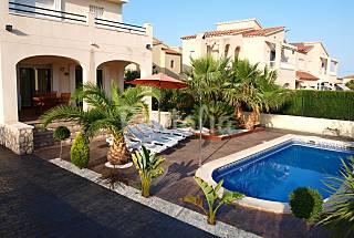 Casa para 6 personas a 1400m de la playa HUTTE1461 Tarragona
