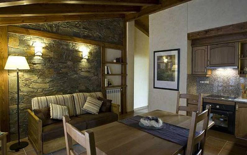 Wohnung für personen pas de la casa grau roig soldeu