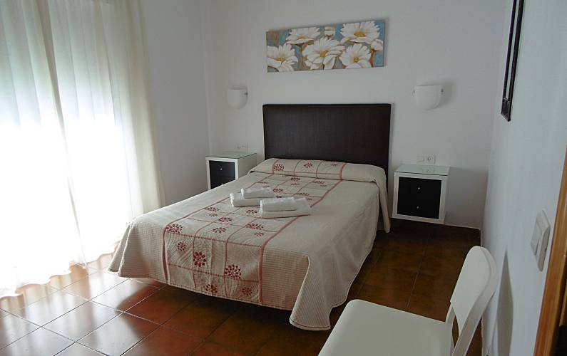 House Bedroom Málaga Nerja House - Bedroom