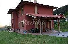 Maison de 3 chambres à 2 km de la plage Asturies