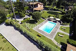 Luxury Villa swimming pool - 8 people near Rome Rome