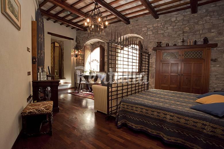 Assisi, Bedroom Perugia Assisi Apartment