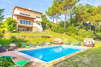 Villa de 7 habitaciones a 870 m de la playa Setúbal