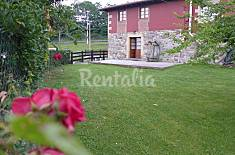 House for rent 10 km from the beach Cantabria