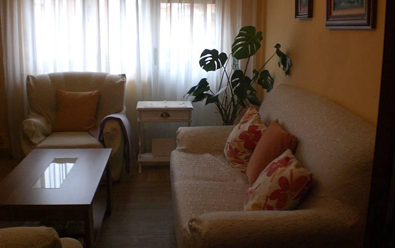 Appartamento Salotto Asturie Gijón Appartamento - Salotto