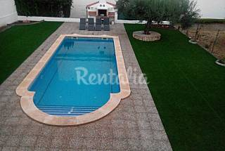 House for rent only 100 meters from the beach Tarragona