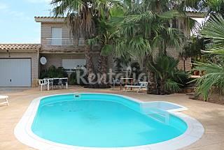 Villa en location à 300 m de la plage Tarragone