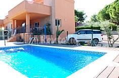 Casa para 9-12 personas a 1500 m de la playa Tarragona