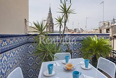 Atico con terraza y 2 suites  centro de Toledo Toledo