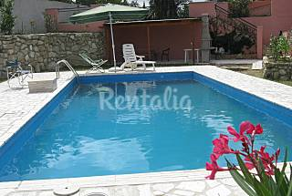 Apartments with 1 bedroom with swimming pool Rieti