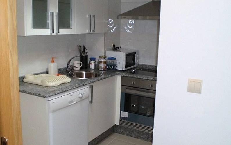 Apartment Kitchen Pontevedra Cangas Apartment - Kitchen