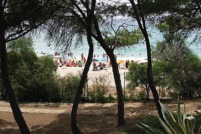 Villa per 6 persone in prima linea di spiaggia Cagliari