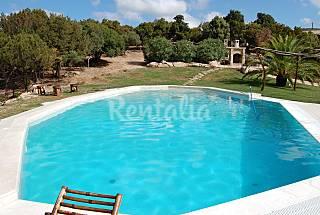 Villa para 10 personas a 2 km de la playa Olbia-Tempio