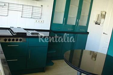 Wohnung Küche Alicante Benidorm Ferienwohnung