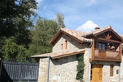 Casa para 8/10 personas con jardín privado Cantabria