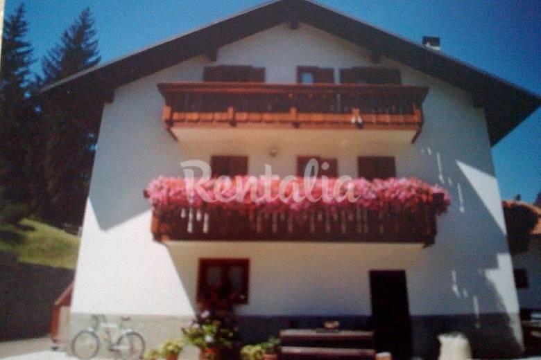 Apartment Outdoors Trentino Pellizzano Apartment