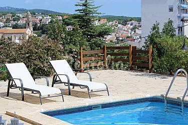 Villa avec vues spectaculaires et piscine priv e canet - Villa barcelone avec piscine ...
