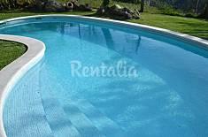 Casa de campo com piscina e junto ao rio Viseu