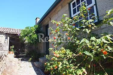 Quinta Exterior da casa Viseu Vouzela Casa rural