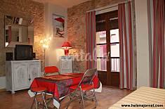 Apartamento céntrico a 230 m de la playa.  Girona/Gerona