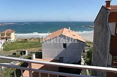 Apartamento de 2 habitaciones en primera línea de playa A Coruña/La Coruña