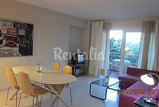 Apartamento para 2-6 personas a 200 m de la playa Málaga