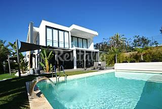 Magnifica Moradia 4 suites +piscina Aquecida**  Algarve-Faro