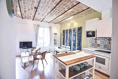 Encantador y luminoso apartamento en Barcelona Barcelona
