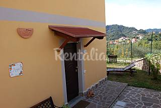 House for 2-3 people 15 km from the beach Massa and Carrara