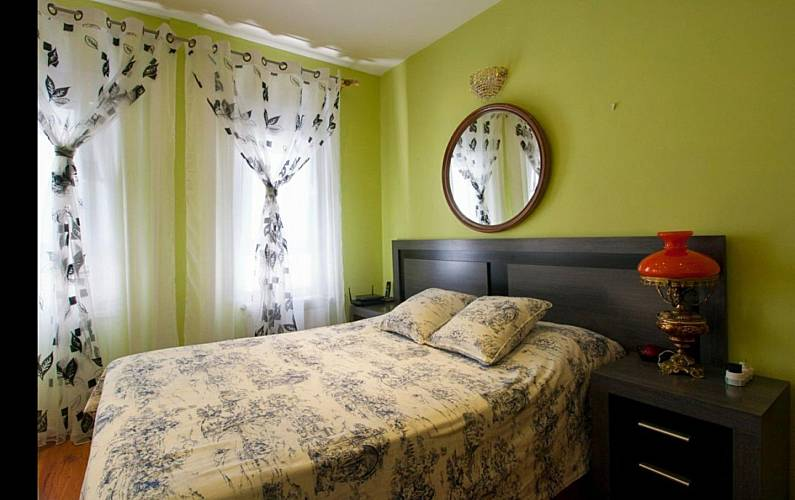 Appartement de 1 chambre madrid centre madrid madrid for Chambre a air en anglais